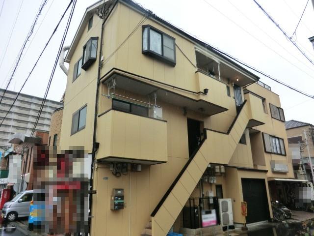 荻田マンション外観写真