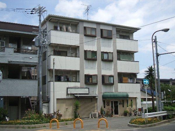 千萩マンションC棟外観写真