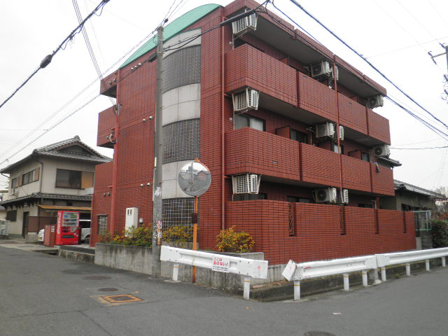 シャルマンフジ東岸和田弐番館外観写真