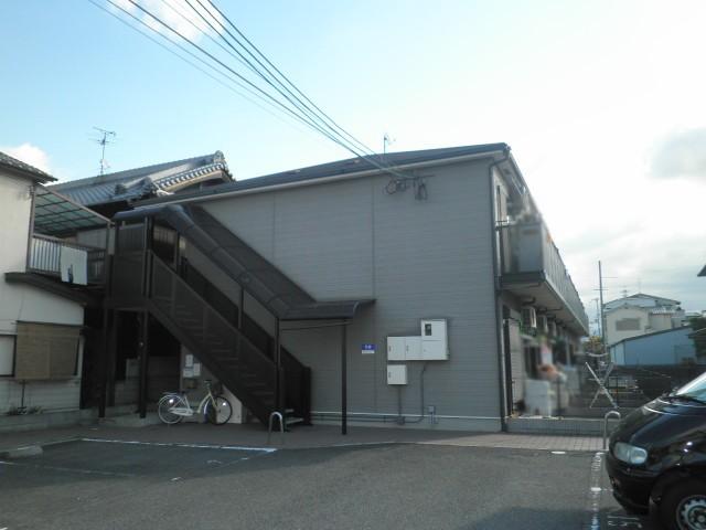 フジパレス 下池田 パセオ外観写真