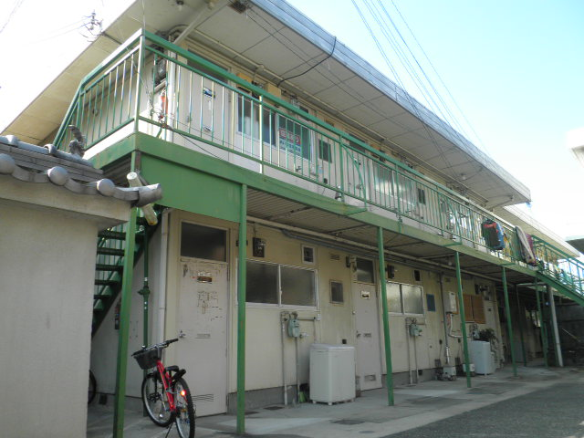 朝日荘ハイツ外観写真