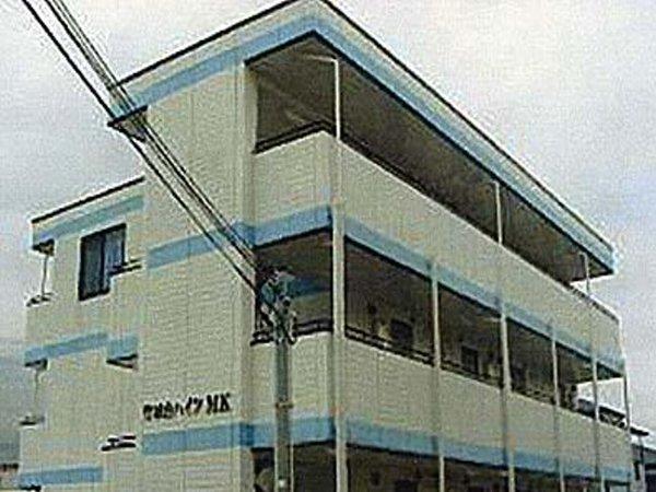 竹城台ハイツMK外観写真