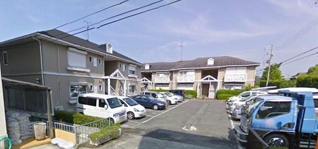 松ノ浜グリーンハイツ外観写真