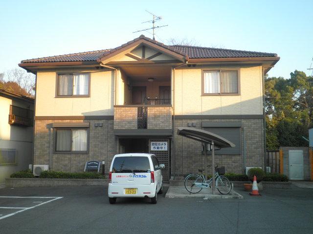 ジョイフルヨコタⅢ外観写真