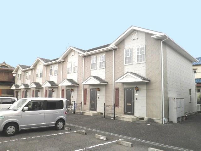 タウンコート東岸和田外観写真