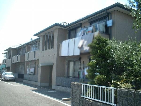 浅井ハイツ外観写真