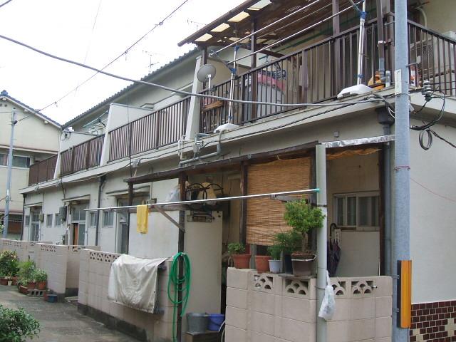 森川タウンハウス外観写真