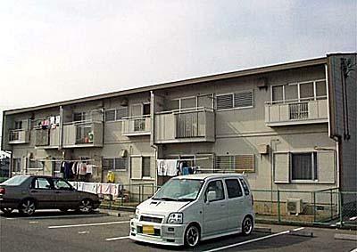 タウニィ高松外観写真