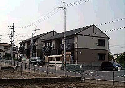 リバーサイドシティ麻生川Ⅱ外観写真