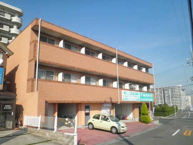 F・Kマンション外観写真