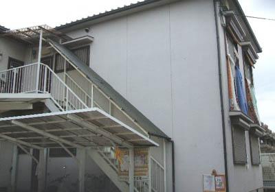 阪口ハイツ外観写真