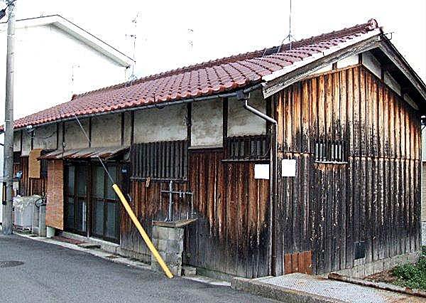 浅井文化住宅外観写真