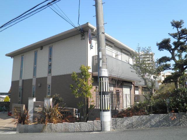 カーサKOYOMO外観写真