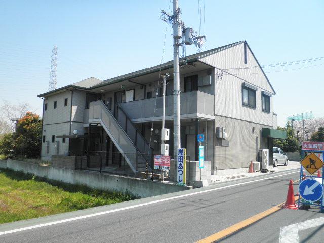 ハイツティンクル桜ヶ丘外観写真