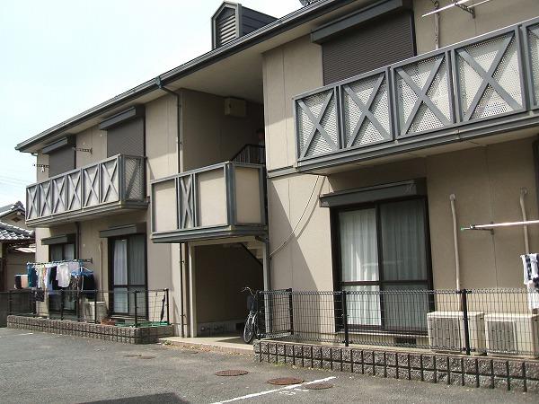 ハイツUNO B棟外観写真