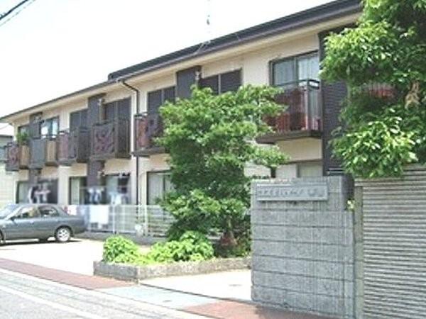 コスモハイツ岸田外観写真