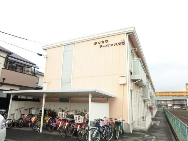 細川アーバンハイツ B棟外観写真
