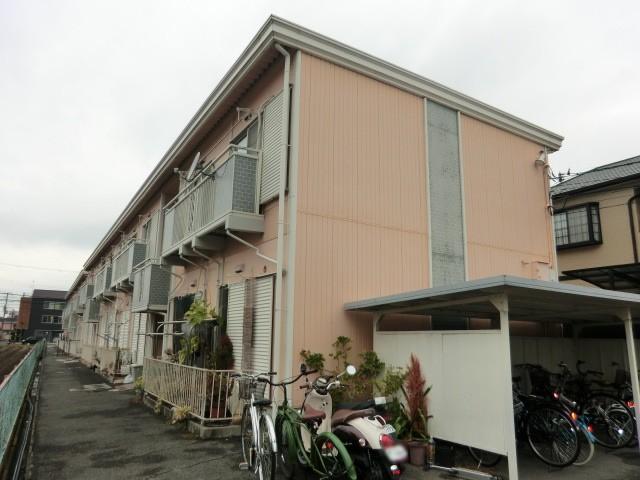 細川アーバンハイツ A棟外観写真