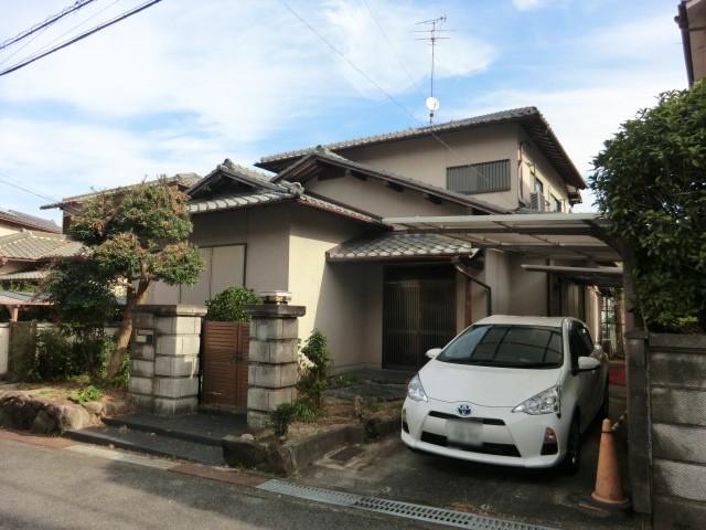 三田町戸建外観写真