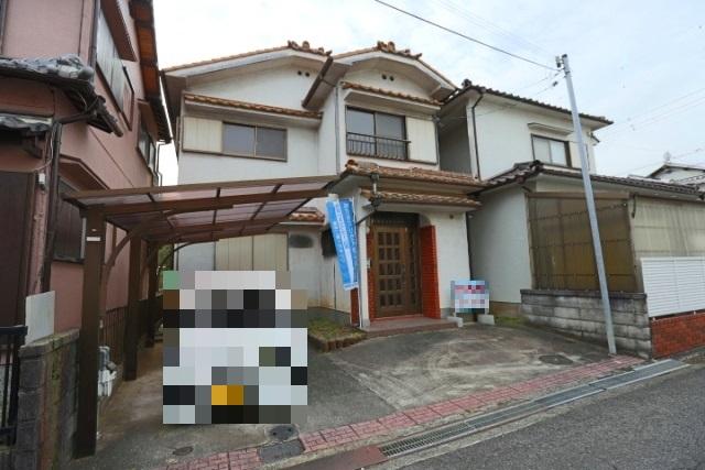 熊取町小垣内4丁目戸建外観写真