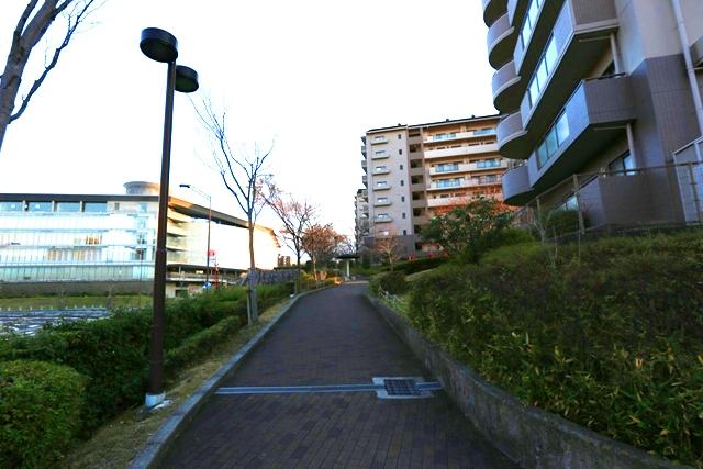 リーフガーデン和泉中央Ⅰ番館外観写真