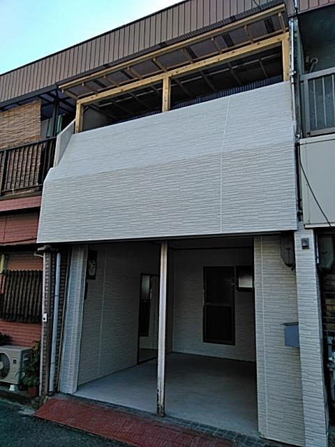 富秋町の貸家外観写真