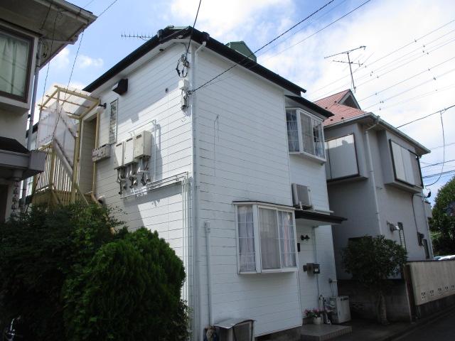 田沢アパート外観写真