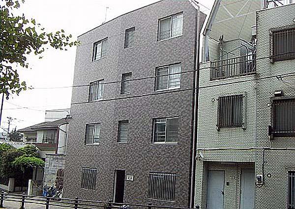 秋桜マンション外観写真