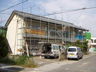コーポ野田外観写真