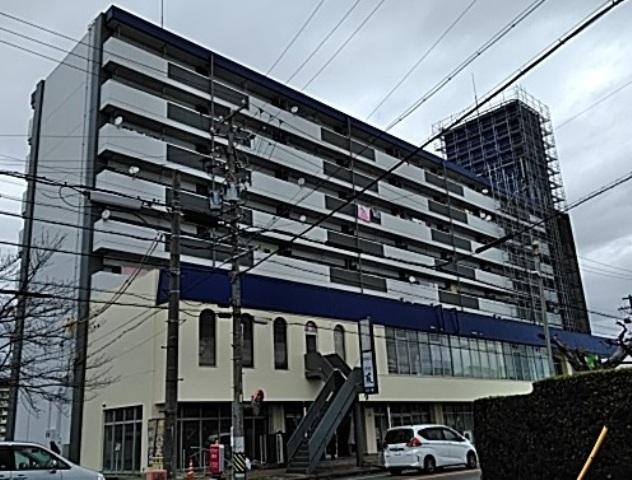 TOURNEY木曽川外観写真