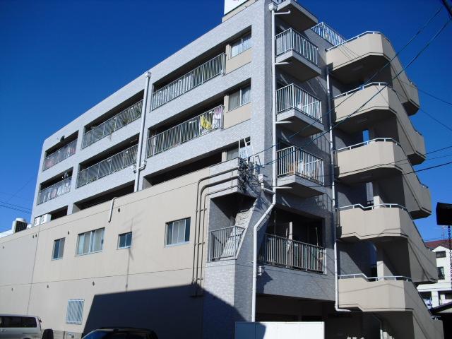 秋田産業ビル外観写真