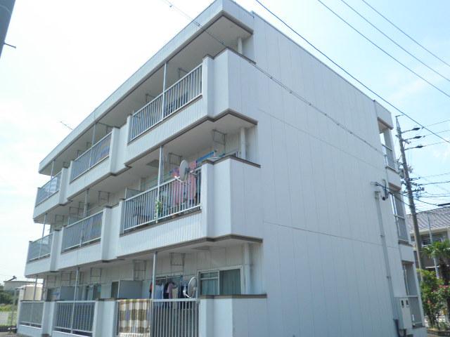 松村マンション外観写真