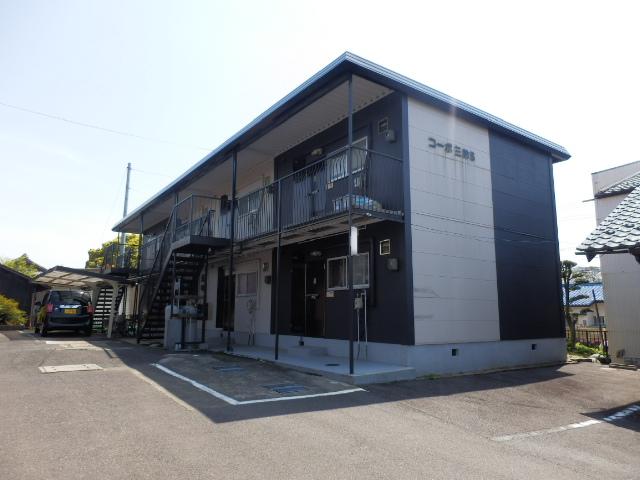 コーポ三鈴S外観写真