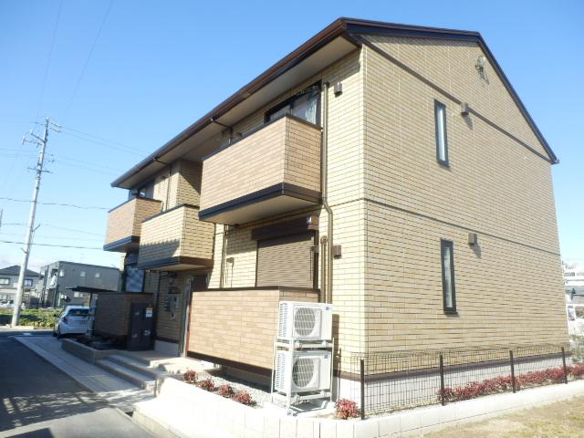 (仮称)D‐room木曽川町外観写真