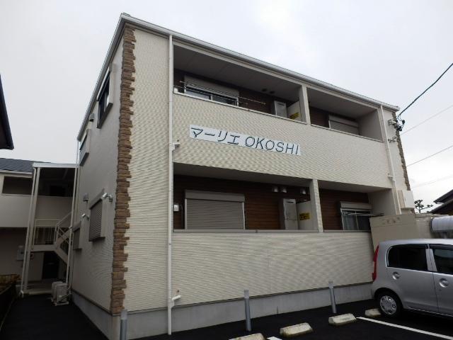 マーリエOKOSHI外観写真