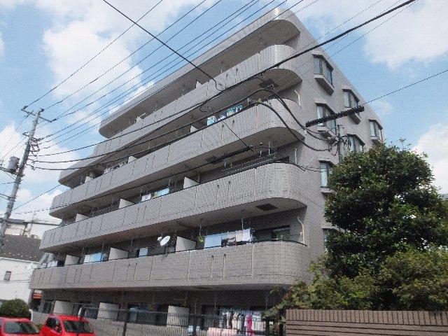 クレスト武蔵浦和外観写真