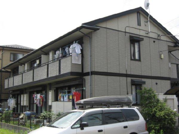 ミーティア北戸田外観写真
