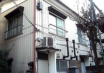 矢谷荘外観写真