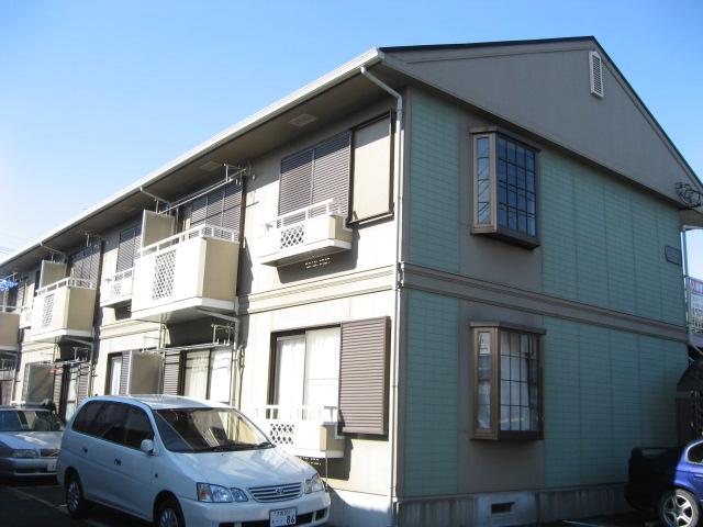 ファミーユ武蔵浦和外観写真