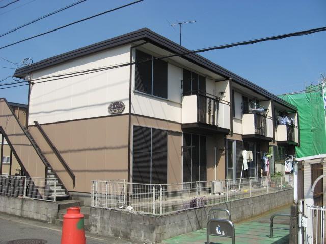 富士見ハイツ外観写真