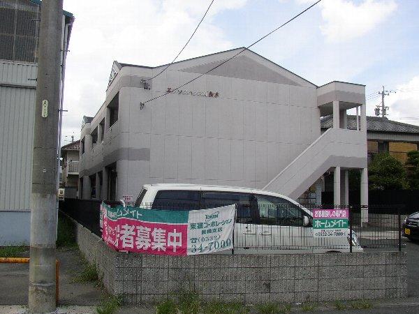エポックハウス西桜木外観写真