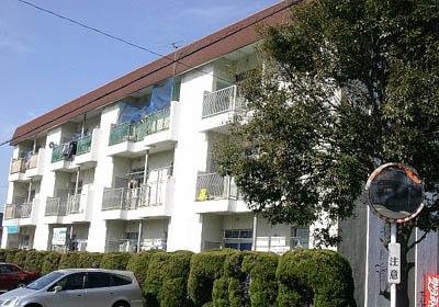 ハイマンション高師台外観写真
