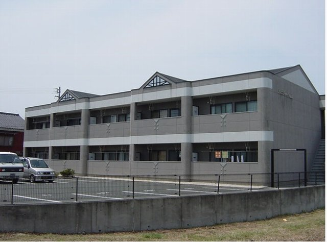 アメニティハイツ福江外観写真
