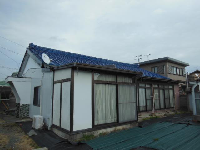 東田町貸家外観写真