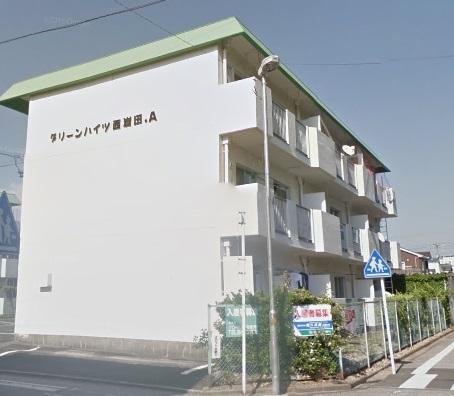 グリーンハイツ西岩田A棟外観写真