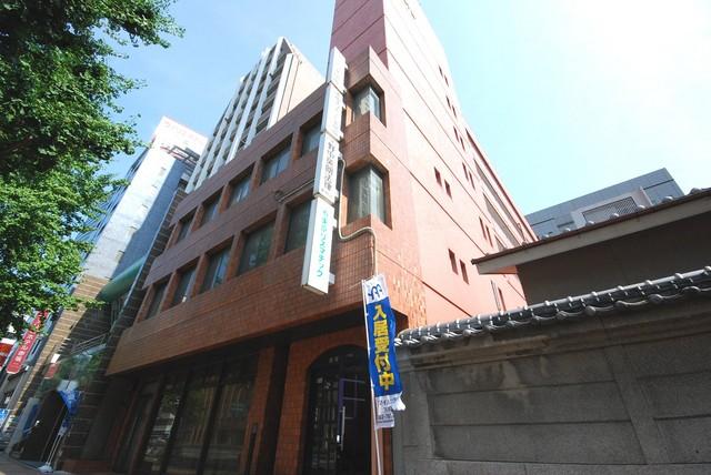 赤坂ハイツ外観写真