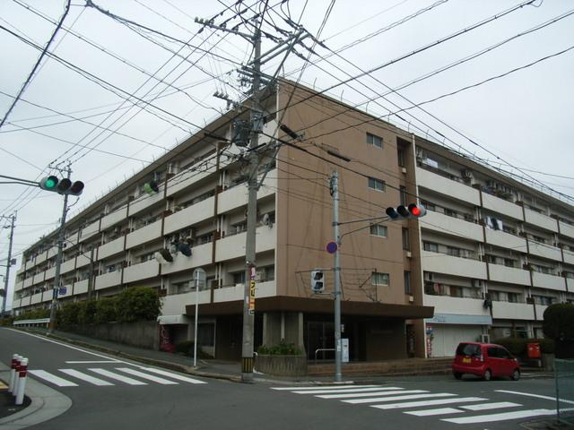 福岡高宮マンション外観写真