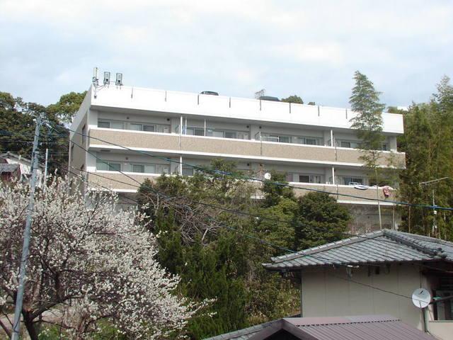 ガーデンアパートメント外観写真