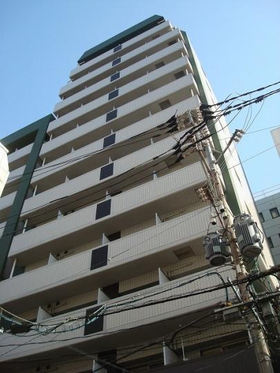 エンクレスト赤坂弐番館外観写真