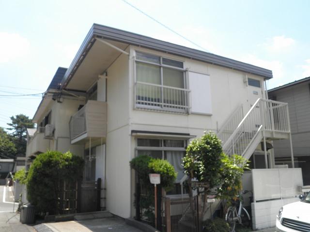 グリーンハウス上野毛外観写真